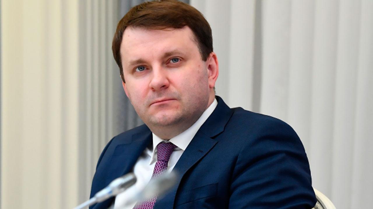У Максима Орешкина подтвердился COVID-19