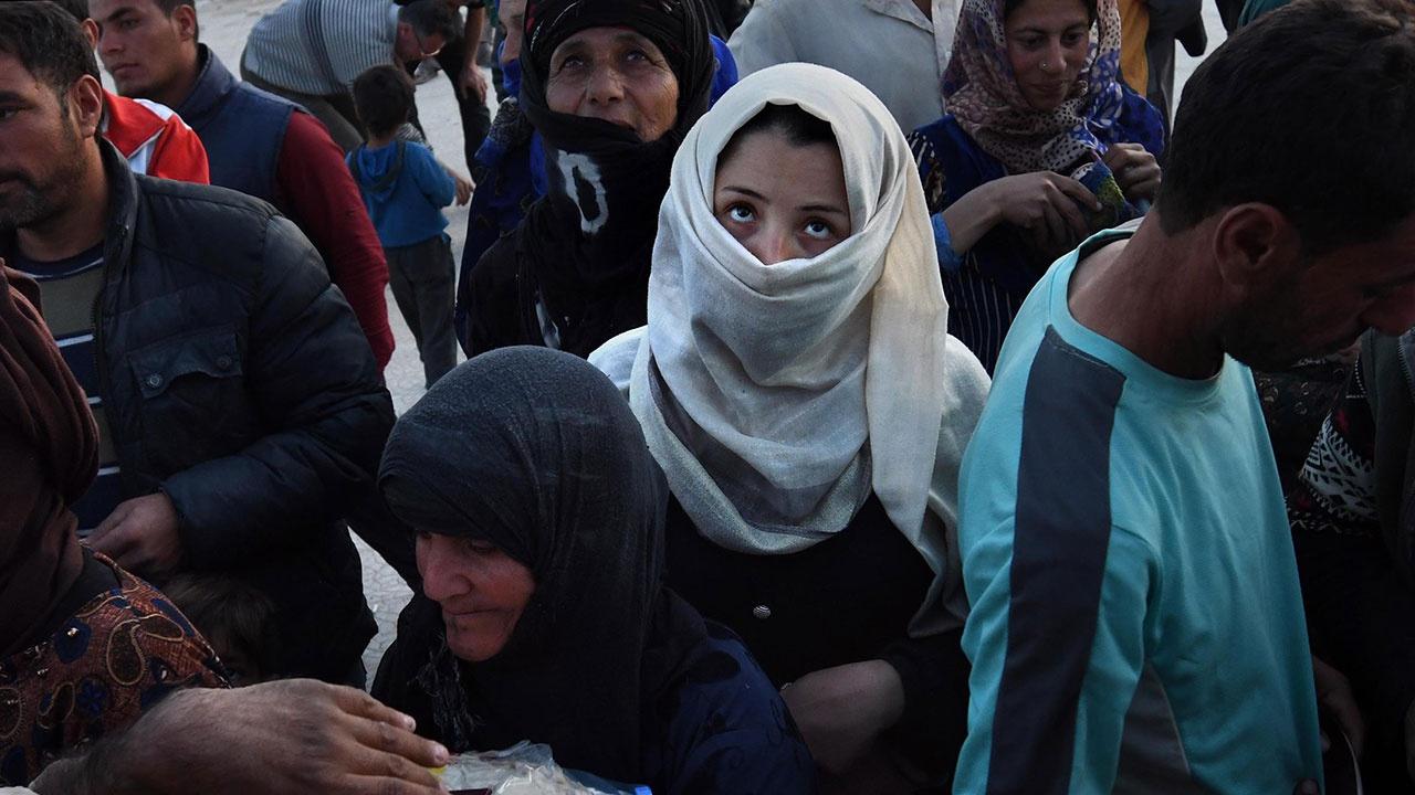 В ЦПВС сообщили о стычках местных жителей с боевиками на подконтрольных Турции территориях в Сирии