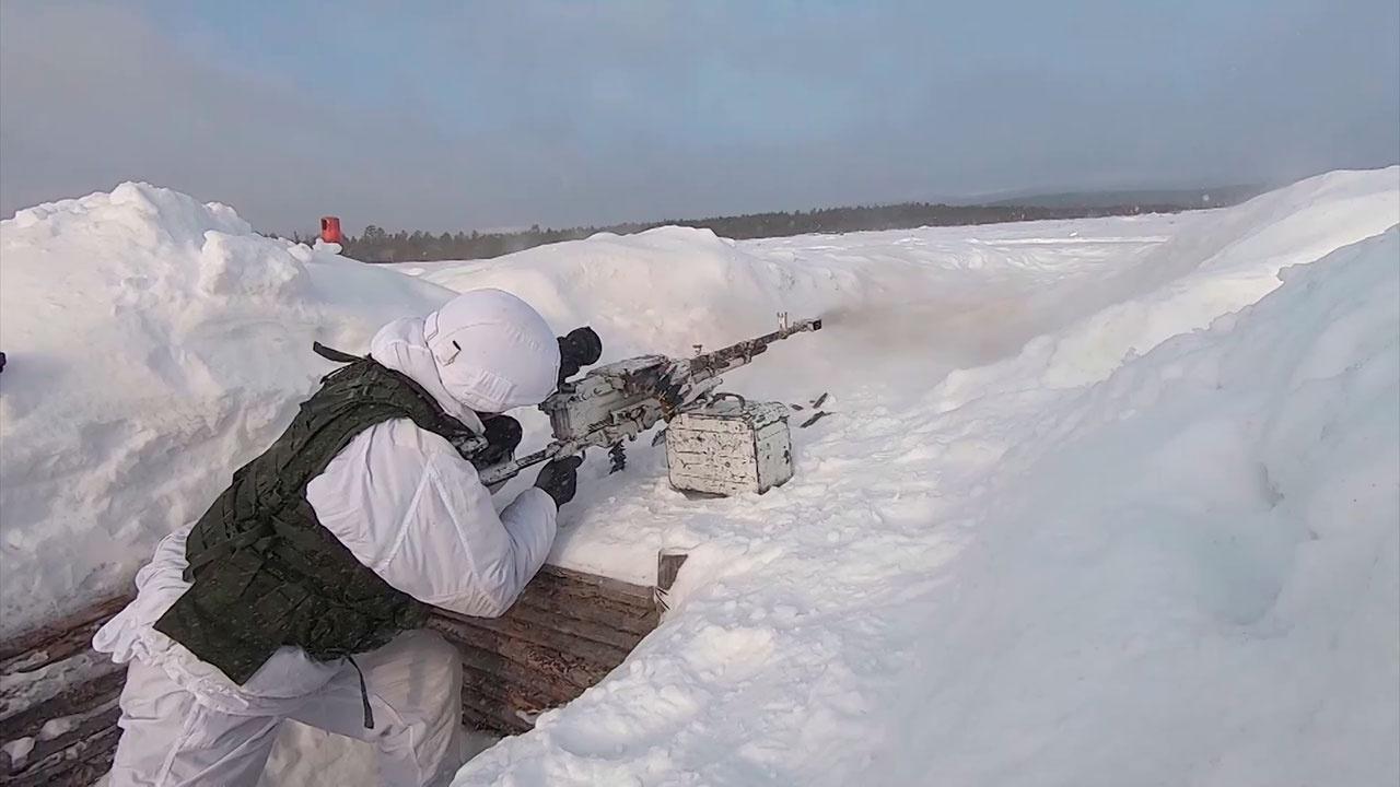 Хрупкие снаружи, но стальные внутри: как женщинам служится в мотострелковой бригаде Северного флота