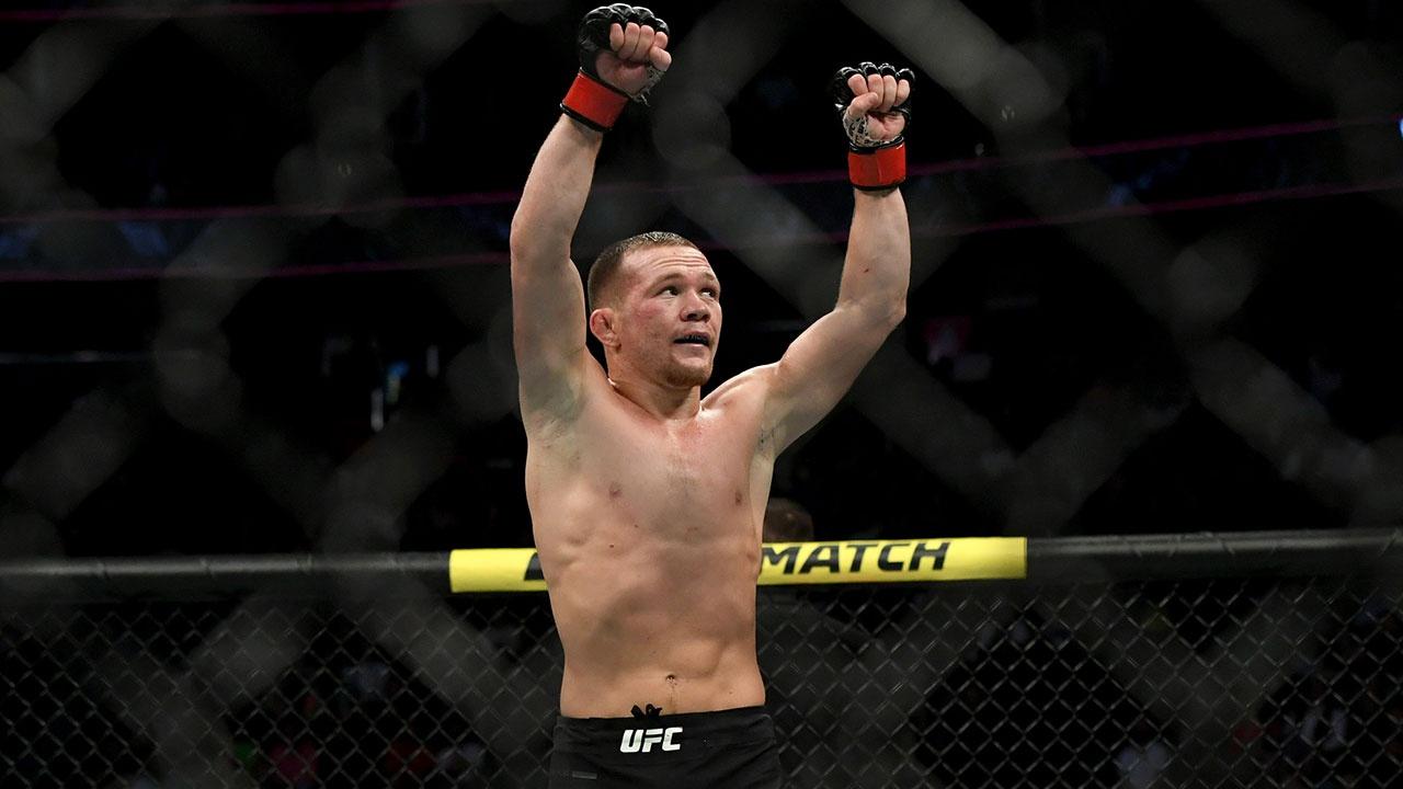 UFC организует реванш боя Петра Яна и Алджамейна Стерлинга