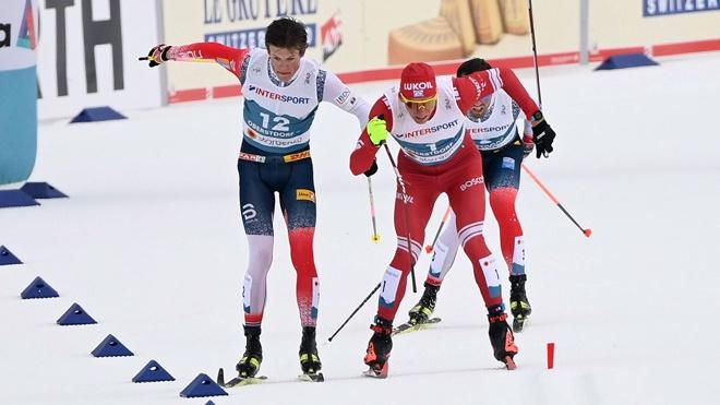 Сборная России заняла пятое место на ЧМ по лыжным видам спорта
