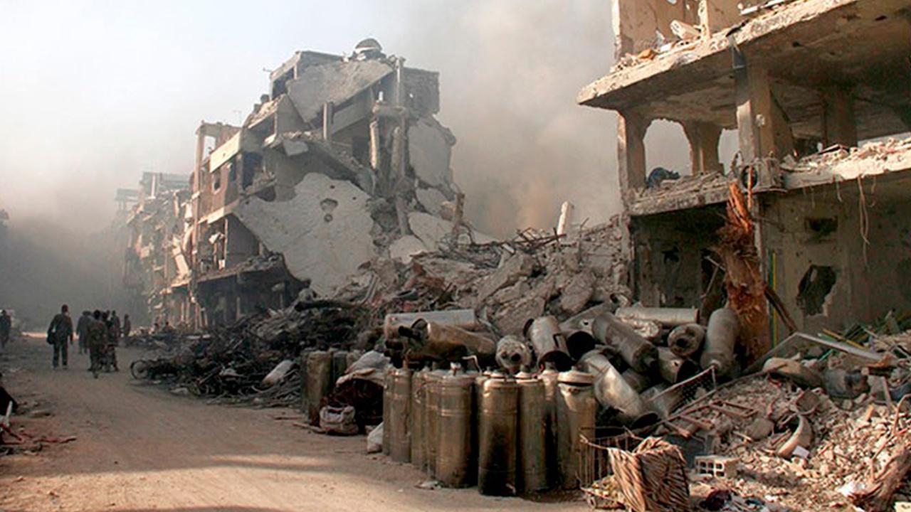 Боевики готовят провокацию для обвинения сирийских властей в химатаке