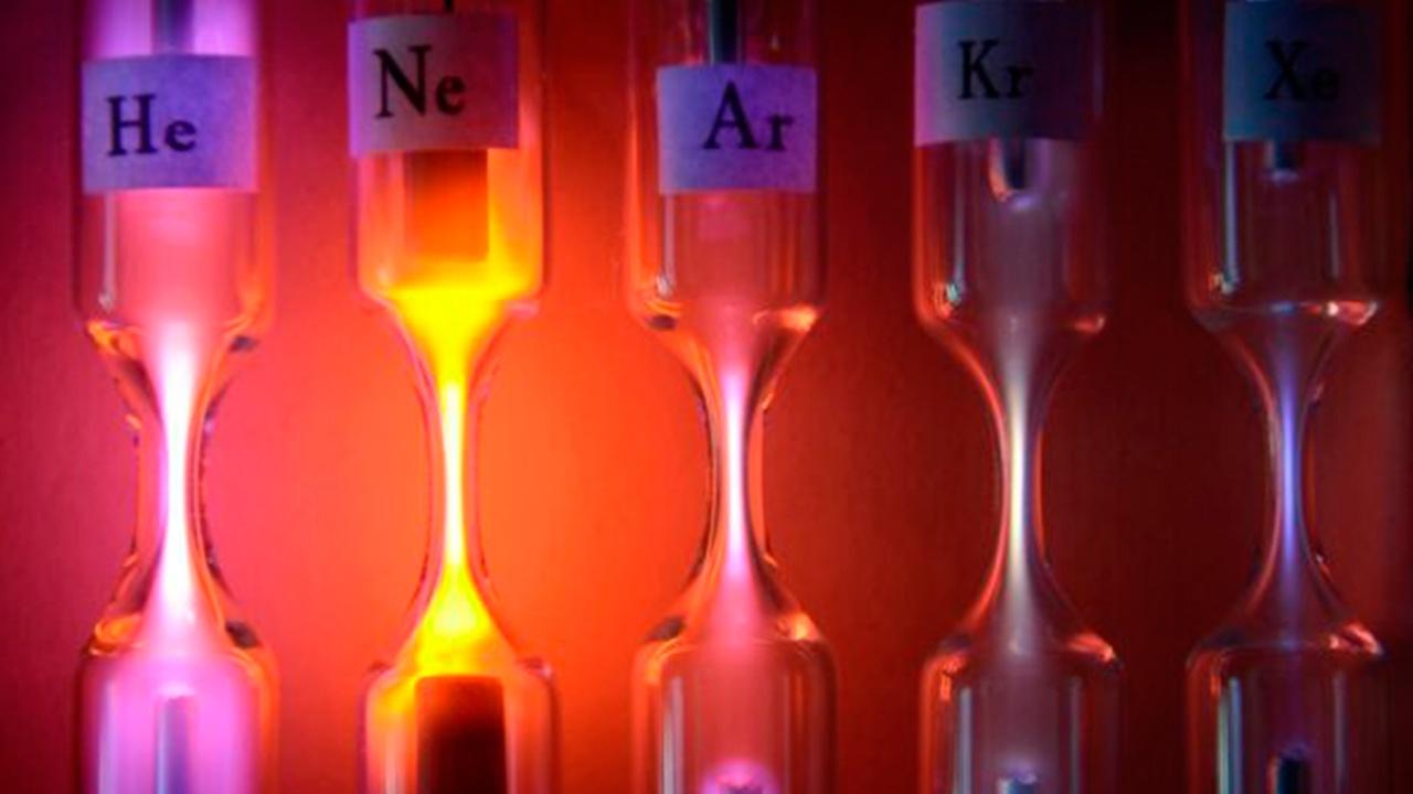 В России создали новую технологию выделения ксенона из природного газа