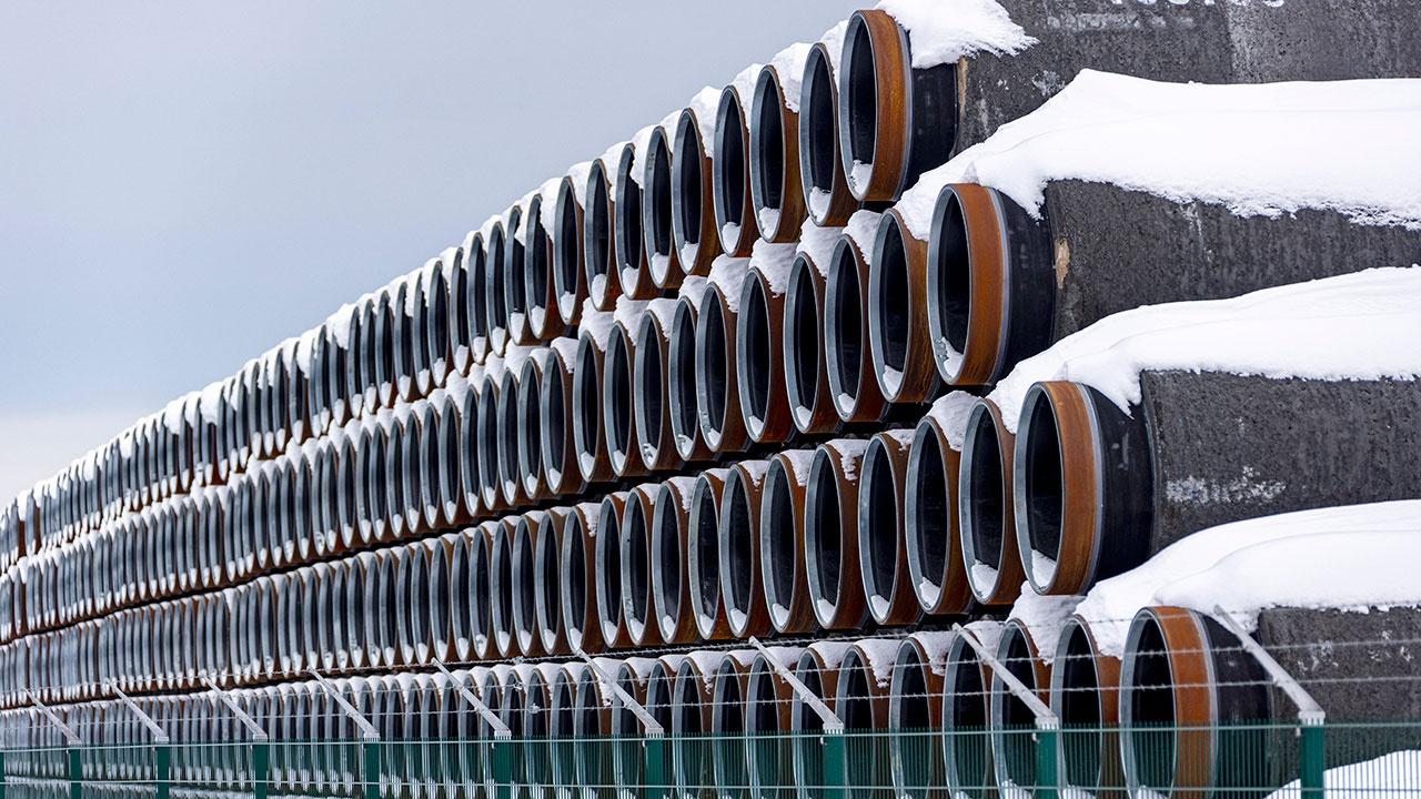 Госсекретарь США Блинкен констатировал почти полное завершение строительства «Северного потока-2»