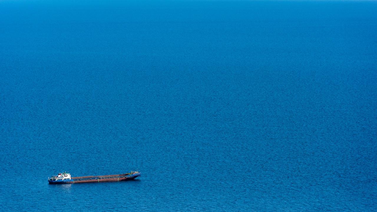 В Росморречфлоте сообщили, что затонувший у берегов Румынии сухогруз не является российским