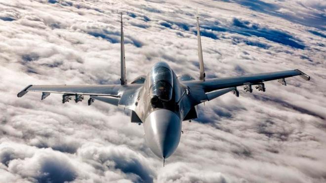 Бомбовые удары по наземным и морским целям: учения морской авиации Балтфлота прошли под Калининградом