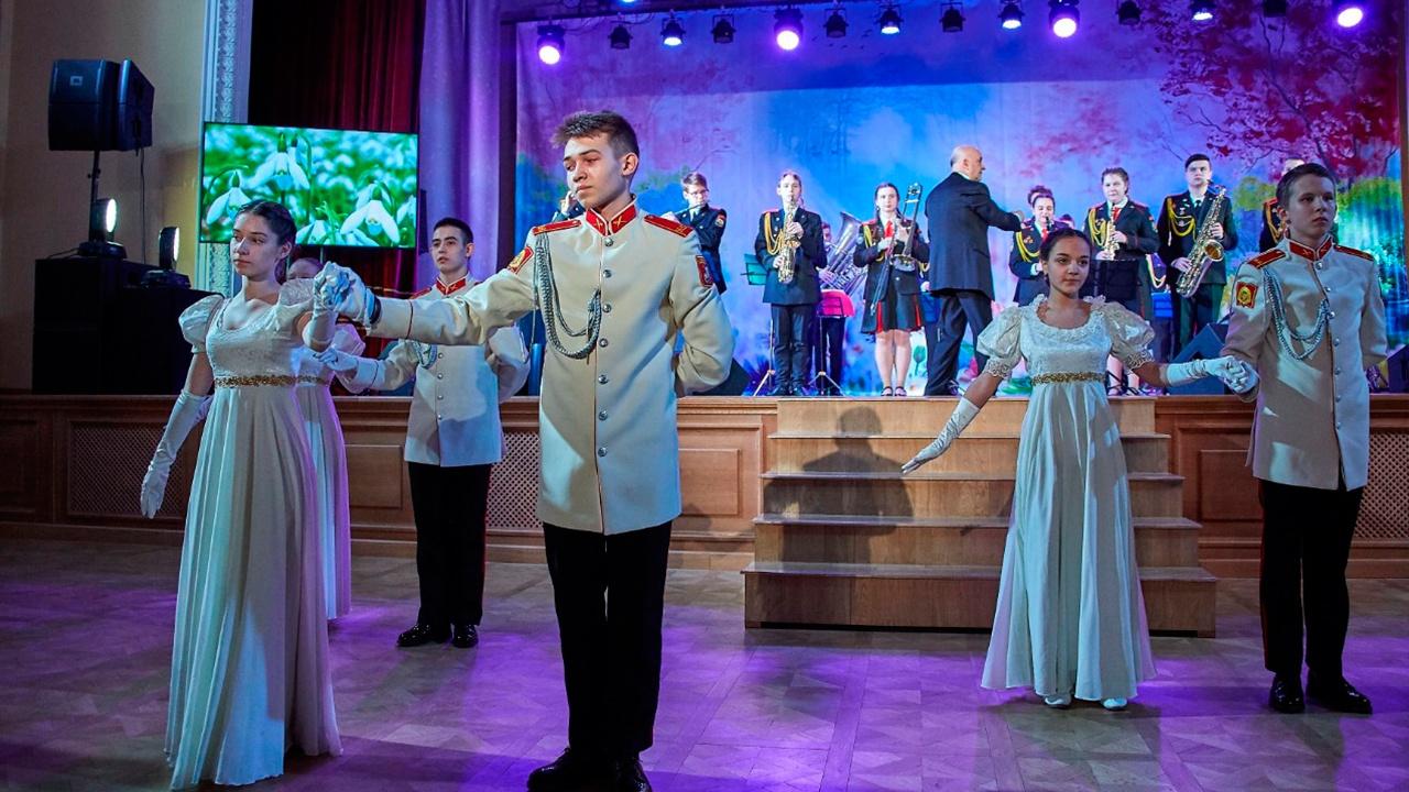 В ЦДРА в рамках проекта «Талантливая молодежь» состоялся концерт юных дарований