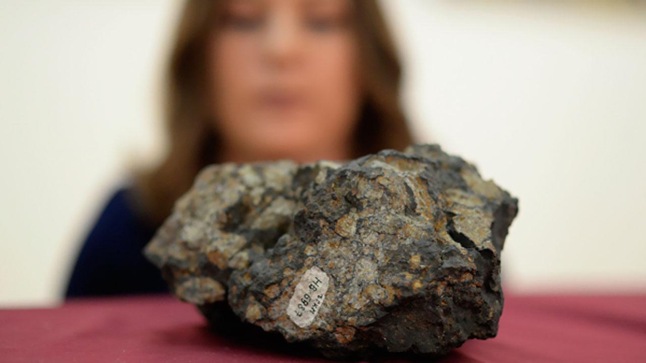 В челябинском метеорите обнаружены внеземные алмазы