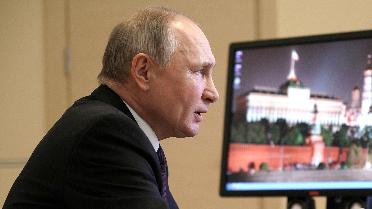 Путин наградил орденами несколько десятков россиян