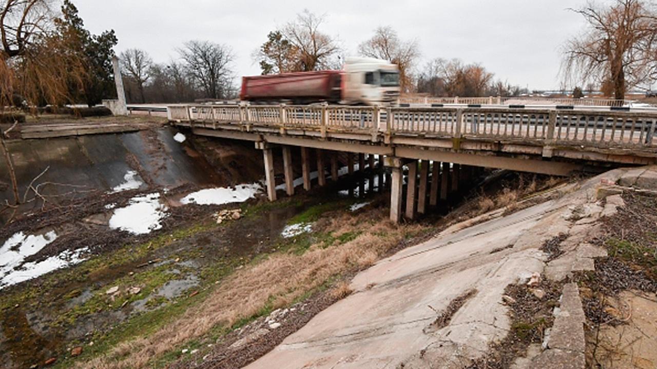 Кравчук: РФ  может штурмовать  государство Украину , чтобы пустить воду вКрым