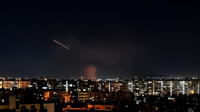 В сирийской армии рассказали о ракетном ударе Израиля