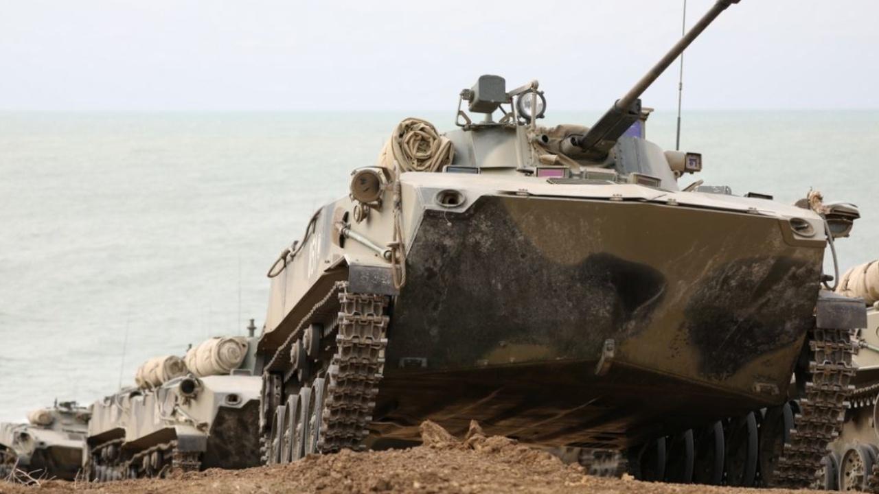 МО РФ: группировка ВС РФ в Крыму не оставит ни единого шанса любому противнику