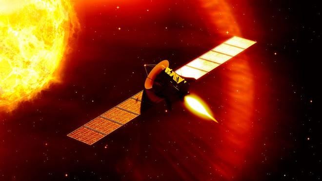 Поток солнечных частиц мчится к Земле на скорости 600 километров в секунду