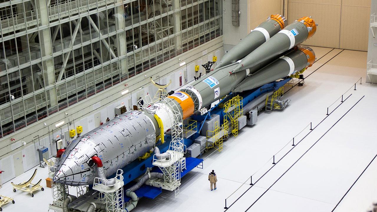 Пуск ракеты «Союз» перенесен из-за неисправности на 22 марта