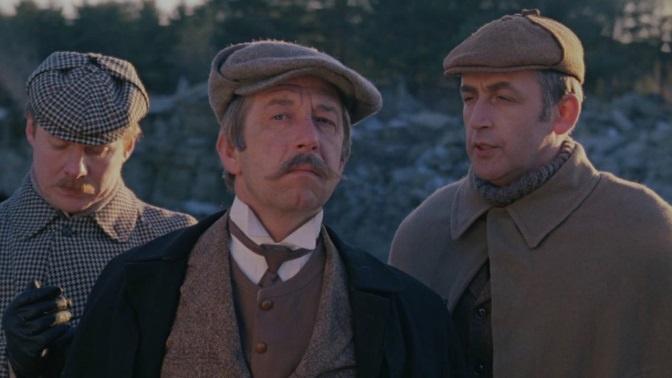 Т/с «Приключения Шерлока Холмса и доктора Ватсона». Фильм 5-й. Продолжение (6+)