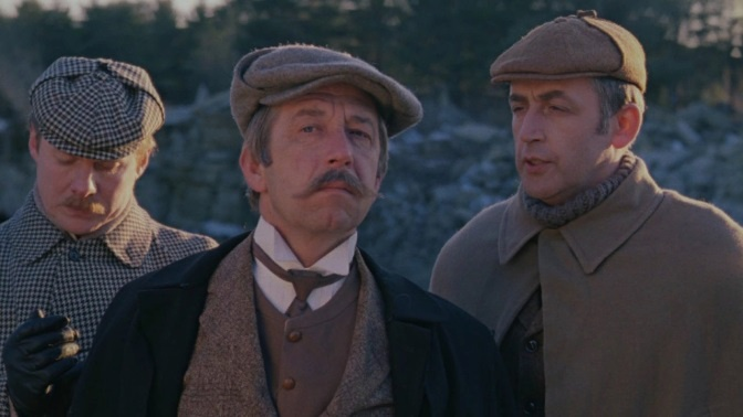 Т/с «Приключения Шерлока Холмса и доктора Ватсона». Фильм 5-й (6+)