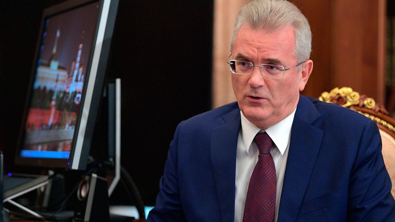 СМИ: в доме губернатора Белозерцева найдены около 500 миллионов рублей