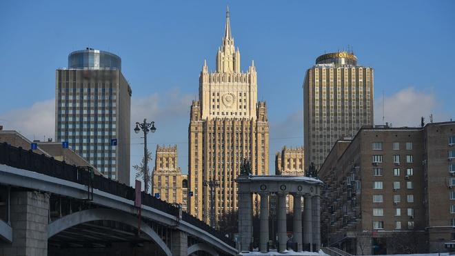 В МИД РФ заявили, что санкции против России ставят под вопрос отношения с ЕС