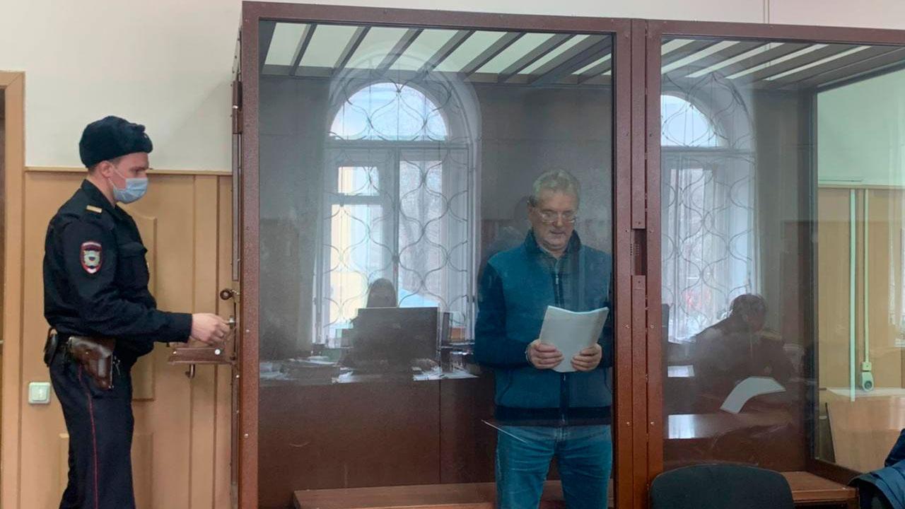 В ОНК заявили о непризнании Белозерцевым вины в получении взятки