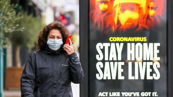 Число случаев заболевания коронавирусом в США превысило 30 миллионов