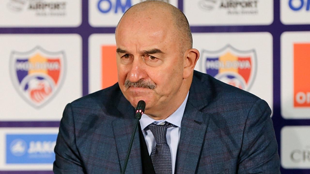 «Были шероховатости»: Черчесов оценил игру россиян против Мальты