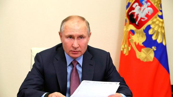 Путин внес на ратификацию в Госдуму договор о военном сотрудничестве с Казахстаном
