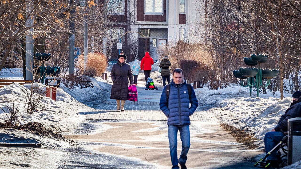 Климатические чудеса: на Россию надвигается волна аномального тепла