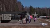 Застывшая в обелисках скорбь: как в Белоруссии почтили память погибших в хатынской бойне
