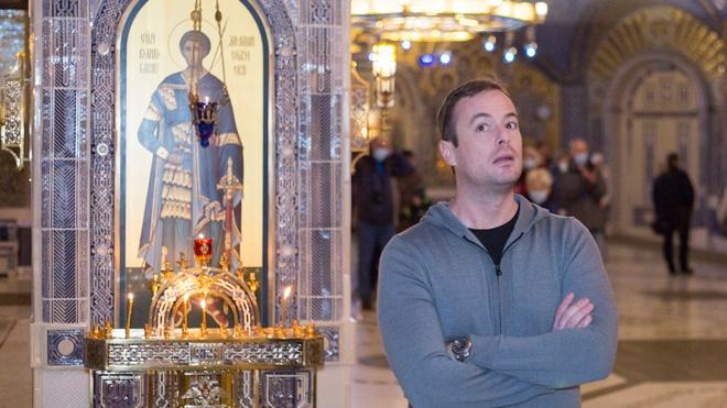 «Никогда не видел подобного»: французский историк рассказал о впечатлениях от Главного храма ВС РФ