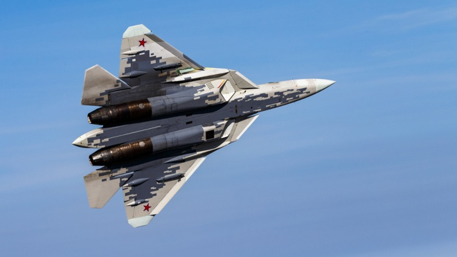 В ОАК заявили, что серийное производство Су-57 - один из приоритетов на 2021 год