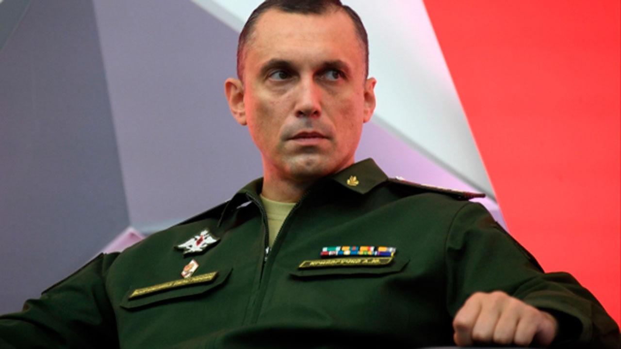Путин присвоил высший классный чин замминистру обороны РФ Алексею Криворучко