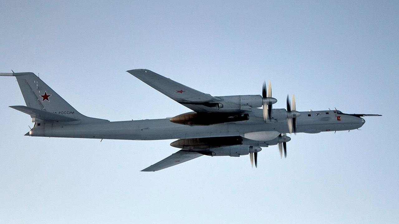 Истребители Норвегии и Британии сопровождали российские Ту-142 над акваторией Норвежского и Северного морей