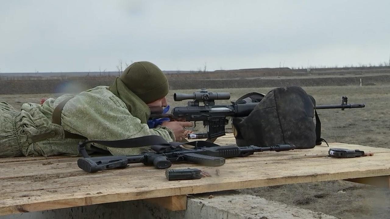 Самая точная «Чехарда»: как снайперы ЮВО соревнуются за путевку на всероссийский этап АрМИ