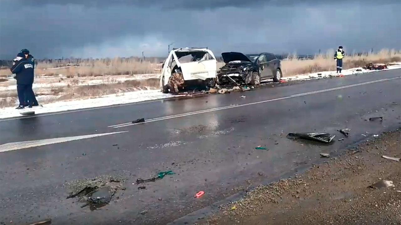 Три человека погибли в результате ДТП в Красноярском крае