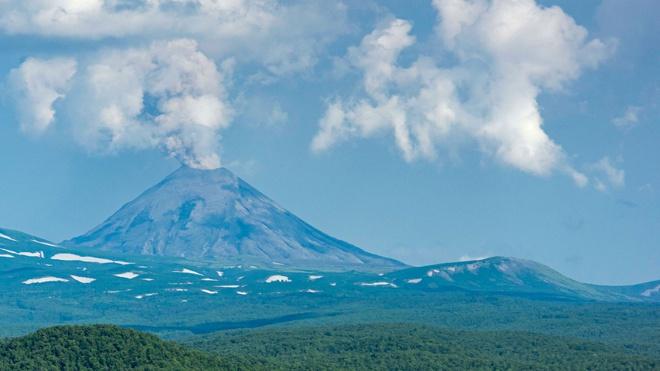 Названы самые опасные вулканы России