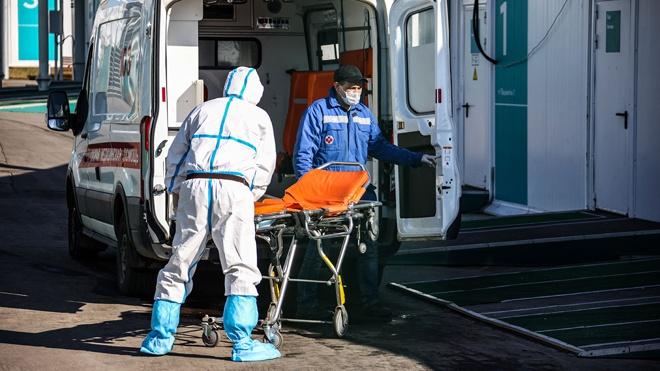 В России за сутки выявили 8 275 новых случаев коронавируса