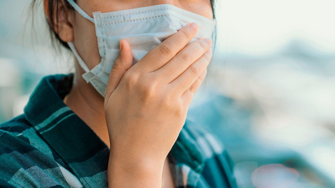 В одноразовых масках нашли токсичные химикаты