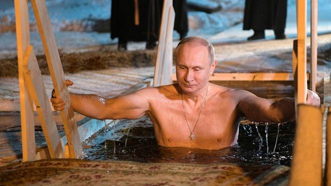 Путина посчитали самым привлекательным мужчиной в России