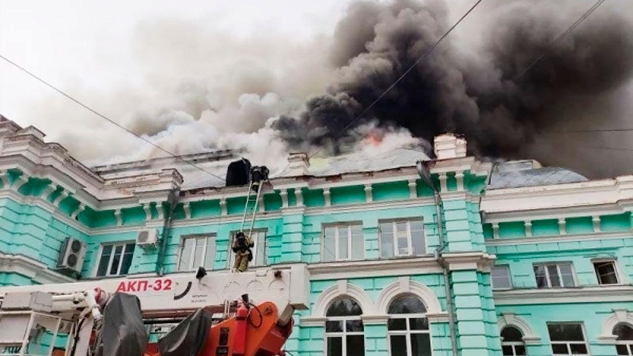 «Врачи от Бога»: операция в горящей клинике Благовещенска поразила зарубежные СМИ