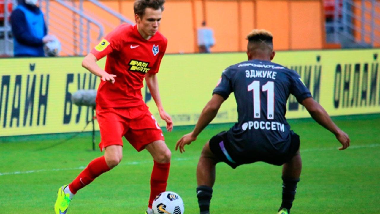 ЦСКА победил «Тамбов» в матче тура РПЛ