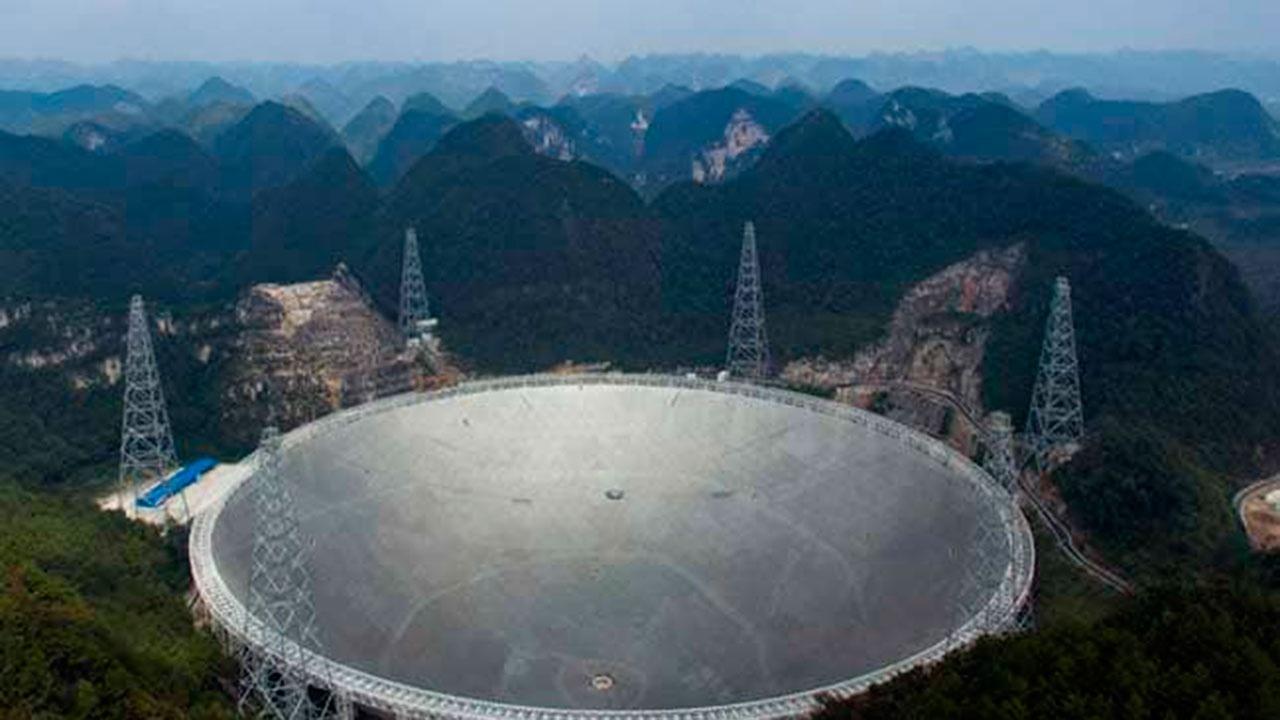 Астрономы зафиксировали мощнейшее космическое излучение неизвестного происхождения