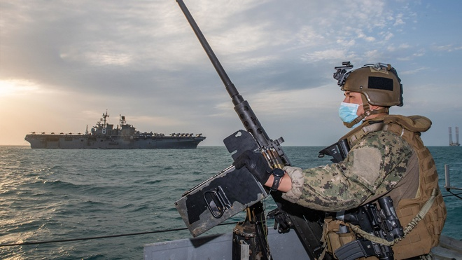 В ВМС США заявили о готовности обновить соглашение с РФ о предотвращении инцидентов в море