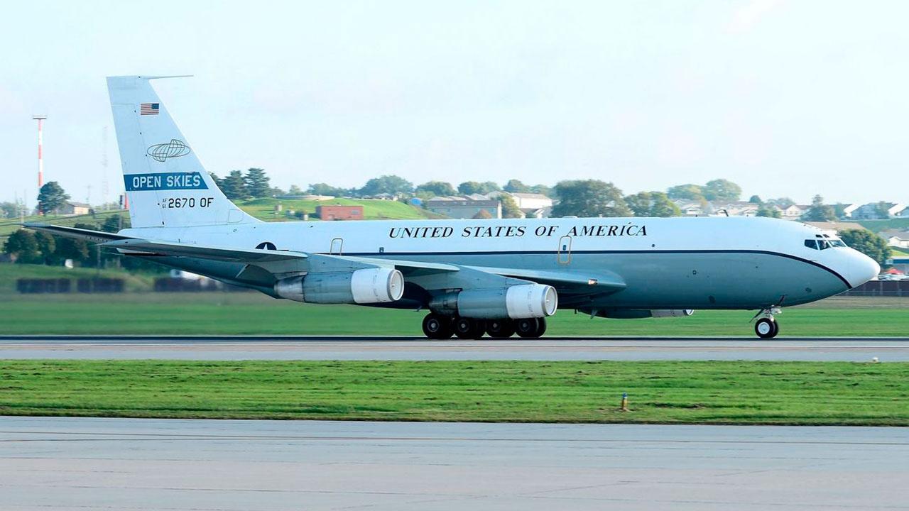 СМИ: ВВС США списывают авиапарк Договора по открытому небу