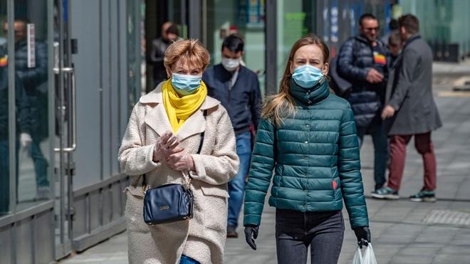 Эксперт ВОЗ оценила вероятность третьей волны коронавируса в России