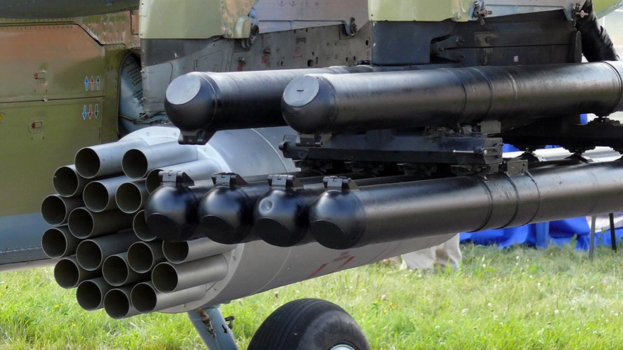 Минобороны РФ досрочно получило управляемые ракеты «Вихрь-1»