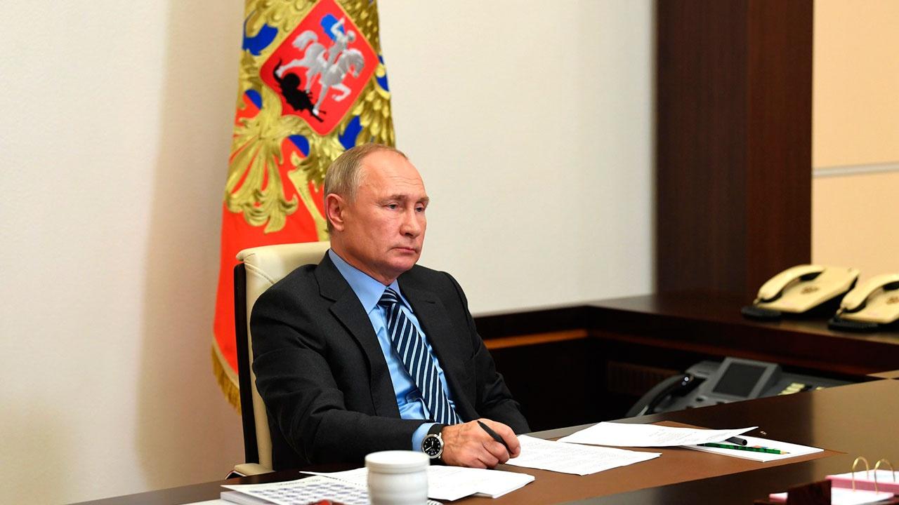 В Кремле рассказали об отношении Путина к платформе Zoom