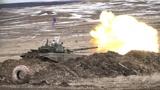 Точность огня и мастерство вождения: как проходят конкурсы «Танковый биатлон» и «Суворовский натиск» на Южном Урале