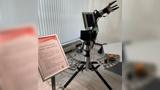 В технополисе «Эра» представили робота-манипулятора для работ в космосе