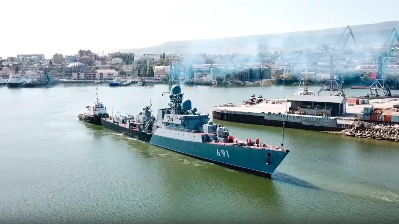 Евменов сообщил о проведении контрольной проверки в более чем 40 воинских частях ВМФ РФ