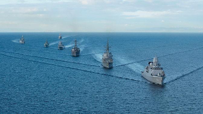 В США не подтвердили возможную отправку военных кораблей в Черное море для поддержки Украины